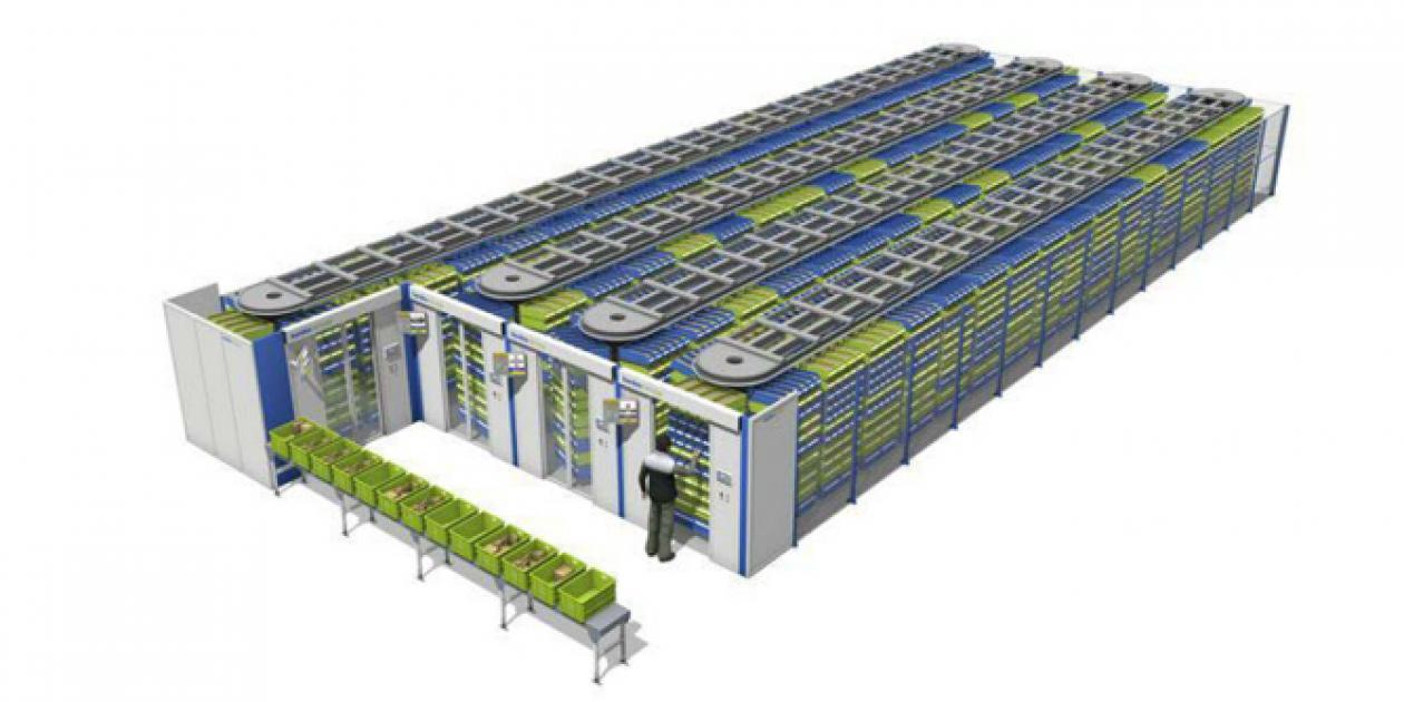 Farmacia hospitalaria: equipamiento tecnológico y arquitectura