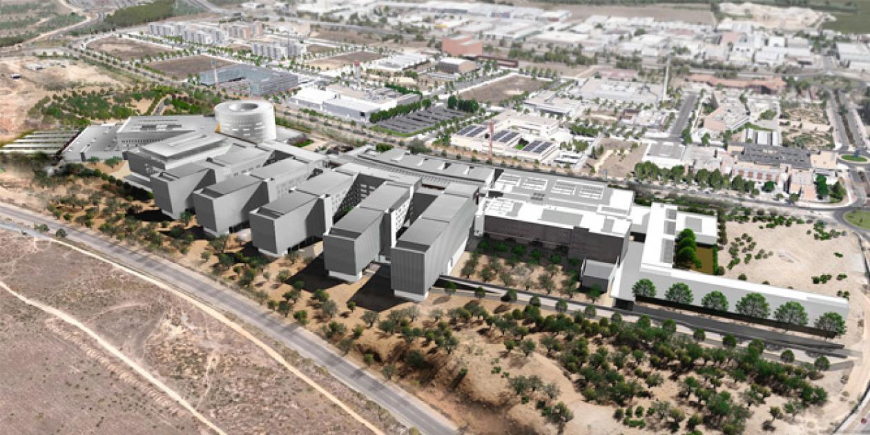 Equipamiento tecnológico para el nuevo hospital de Toledo