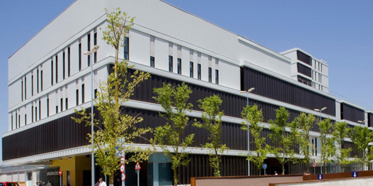 Ampliación del Hospital de Sabadell. Parc Taulí