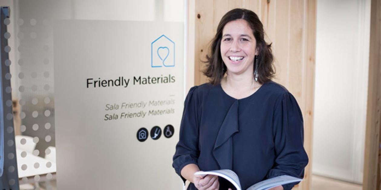 Friendly materials, tu biblioteca de materiales saludables