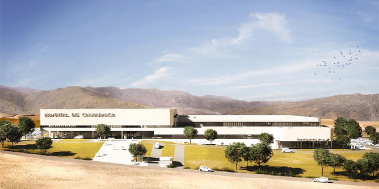 PMMT Arquitectura diseñará el primer hospital especializado en aparato digestivo en La Paz, Bolivia