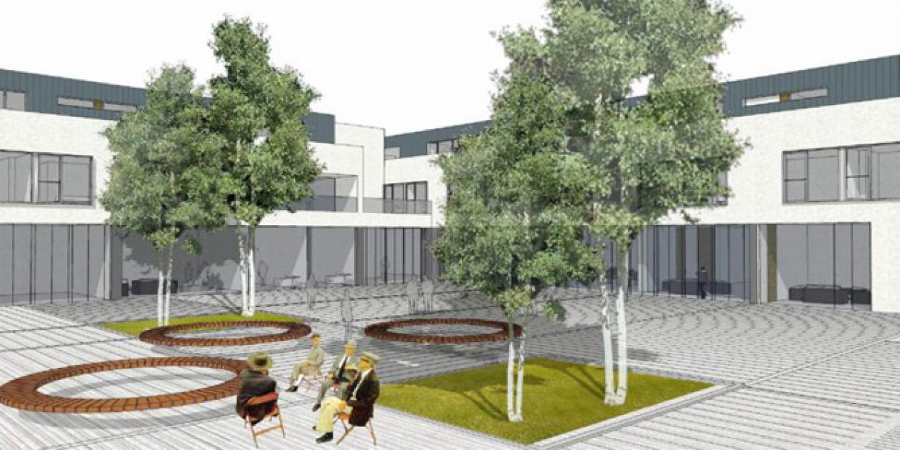 Aprobada la licitación de las obras de la Residencia de mayores y Centro de estancia diurna