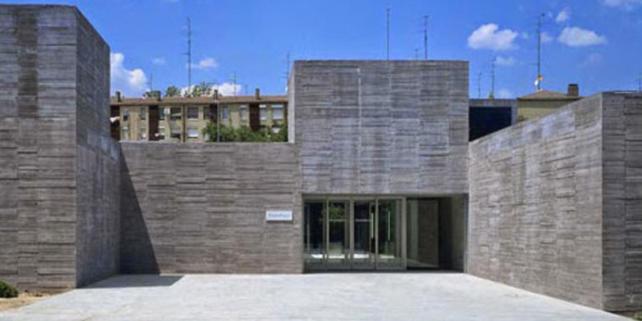 Centro de salud de San Blas
