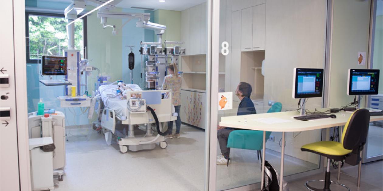 Nueva UCI pediátrica en el Hospital Sant Joan de Déu Barcelona