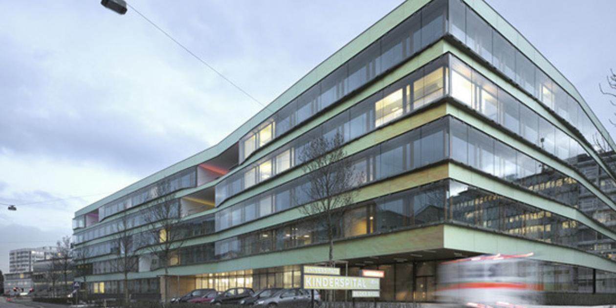 Hospital infantil en Basel