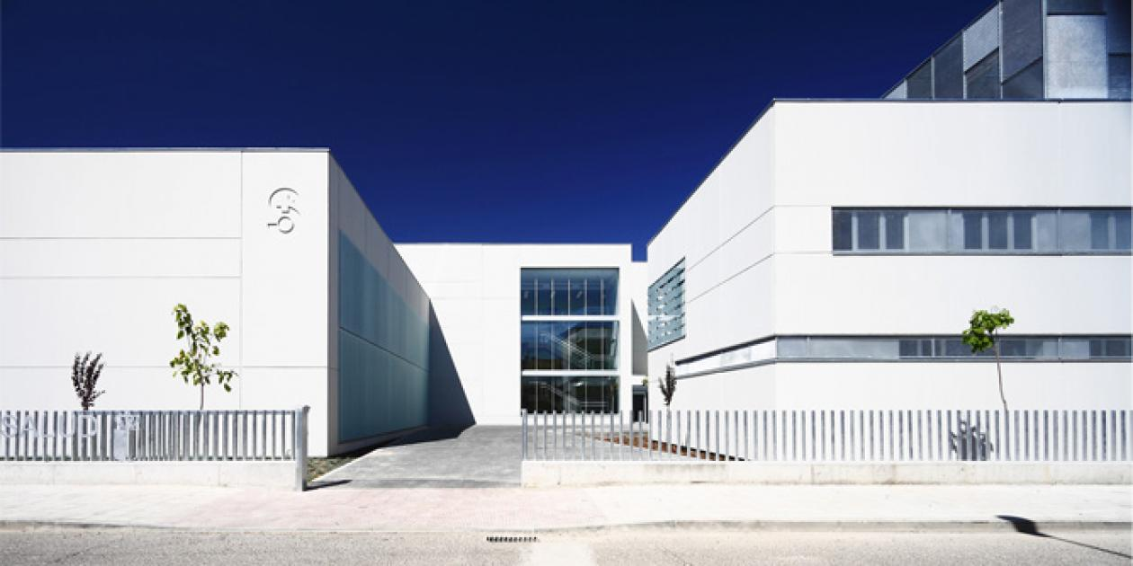 "Centro de salud ""Talavera V"""