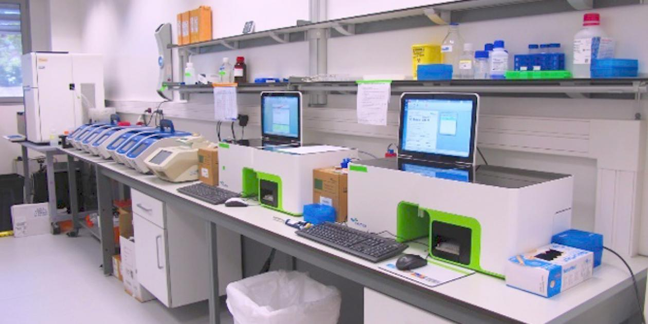 Modelos de gestión de equipamiento en laboratorios de investigación biomédica