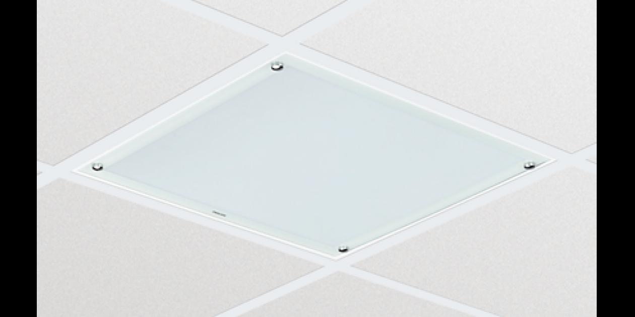 PHILIPS - Cleanroom LED básica. Luminaria para salas limpias