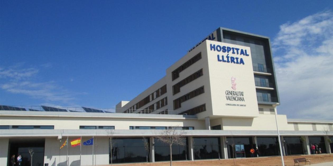 El hospital de Llíria estrena urgencias pediátricas
