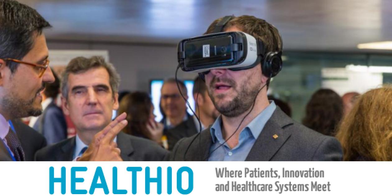 HEALTHIO ha presentado las innovaciones que constituyen la sanidad del futuro
