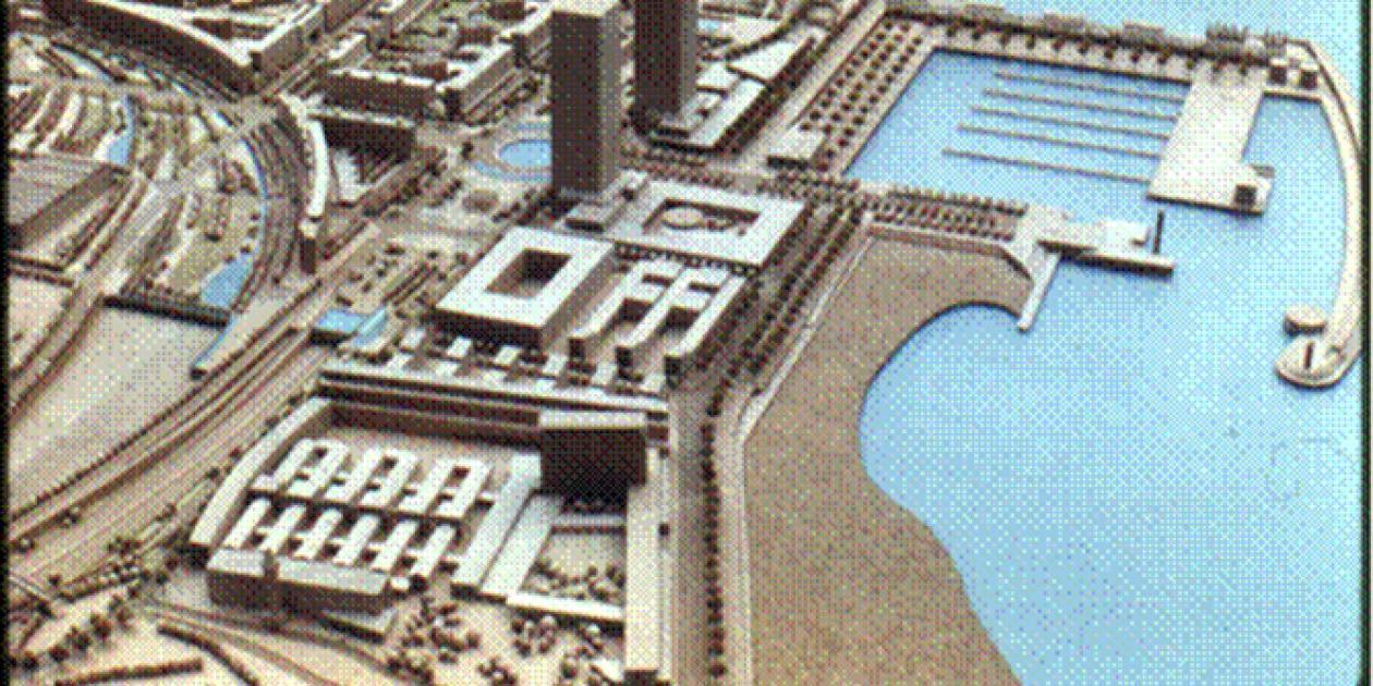 El hospital del Mar como paradigma de la evolución de la arquitectura hospitalaria