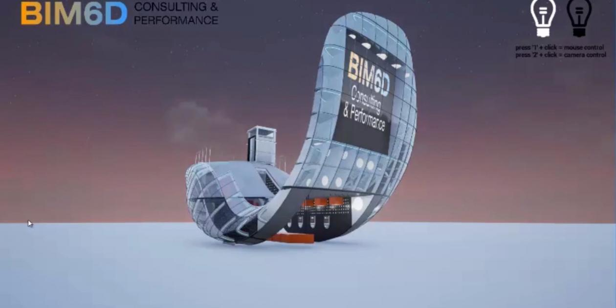 Realidad Virtual aplicada al BIM – Gestión de la brecha tecnológica