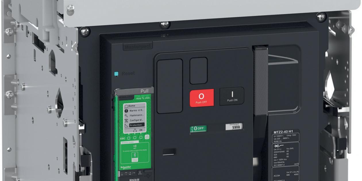 SCHNEIDER ELECTRIC-Masterpact MTZ