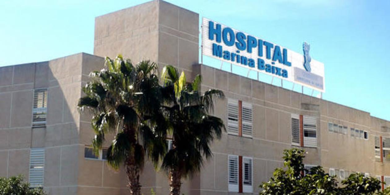 Proyecto y dirección de obra de ampliación del Hospital Marina Baixa