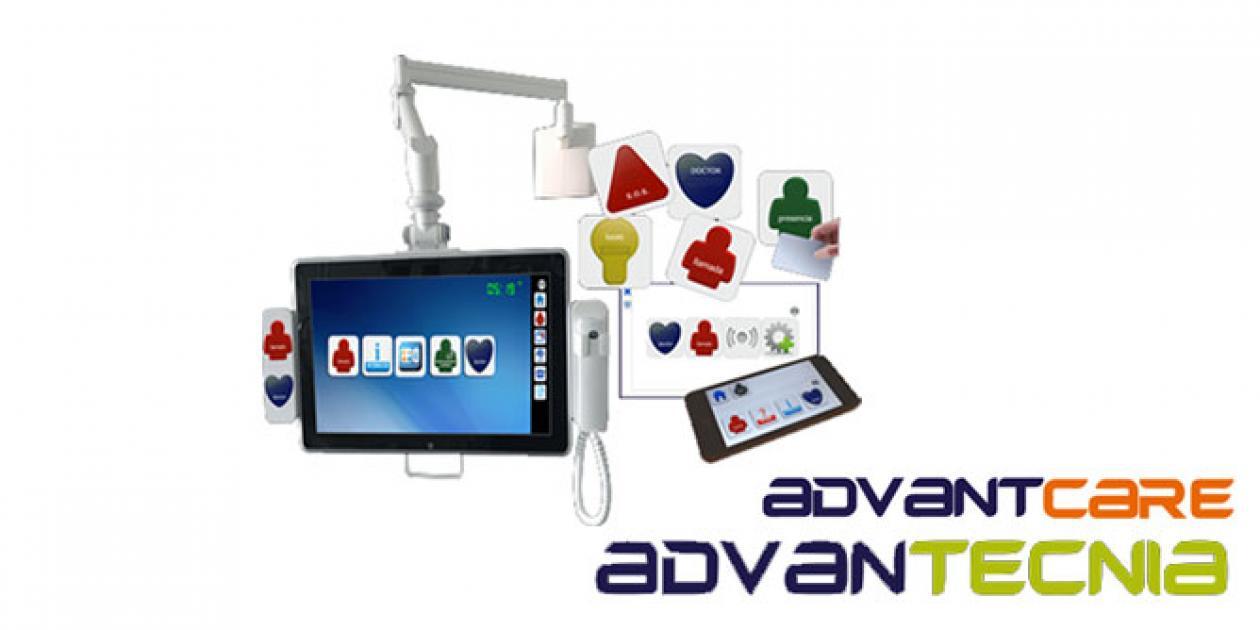 Sistemas de comunicación hospitalaria AdvantCare