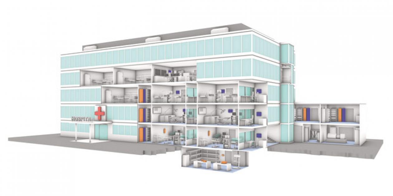 Una alternativa a la gestión de las instalaciones hospitalarias.