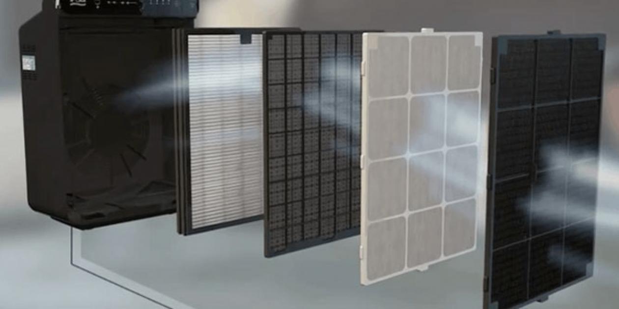 Filtración de aire en los hospitales
