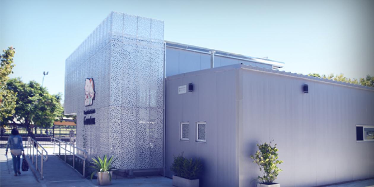 Arquitectura y diseño de un centro de vacunación