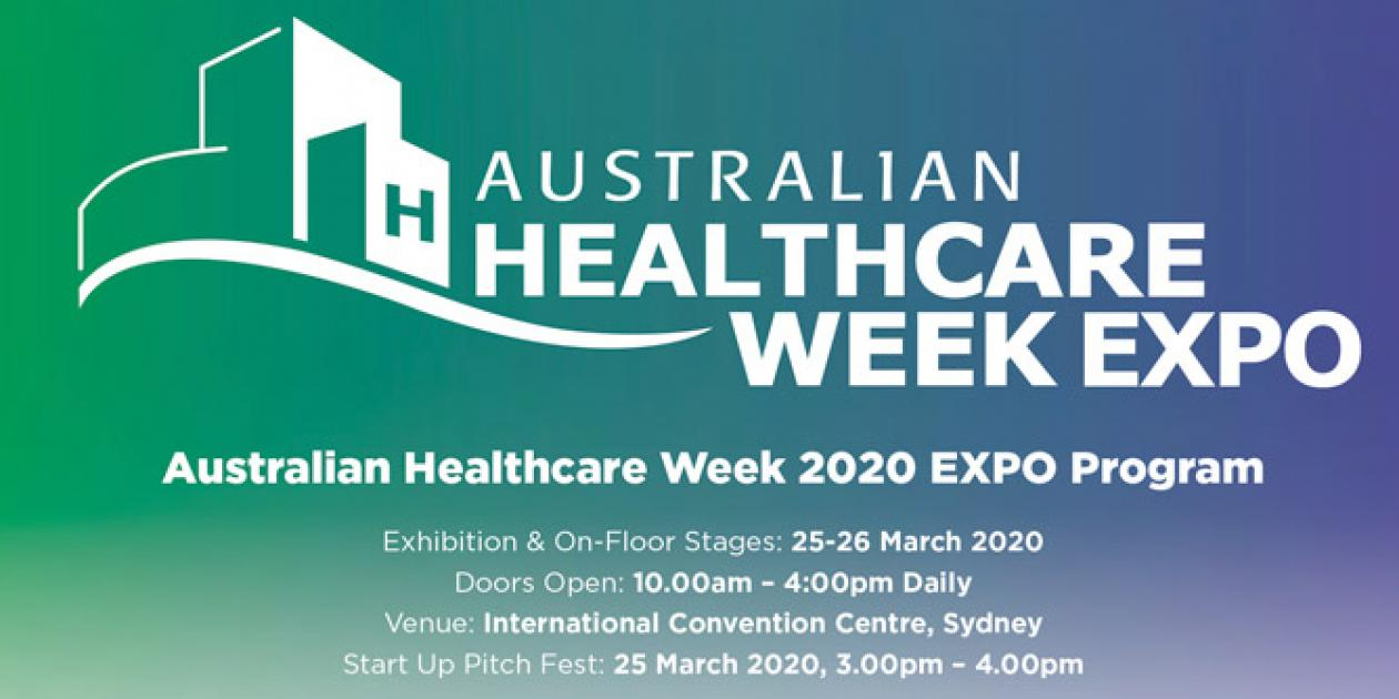 Australian Healthcare Week Expo 2021