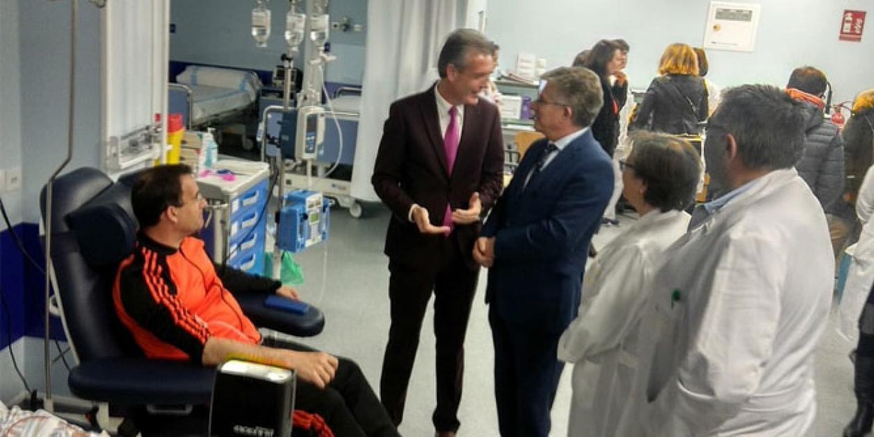 El nuevo Hospital de Día de Ávila beneficiará a 4000 pacientes