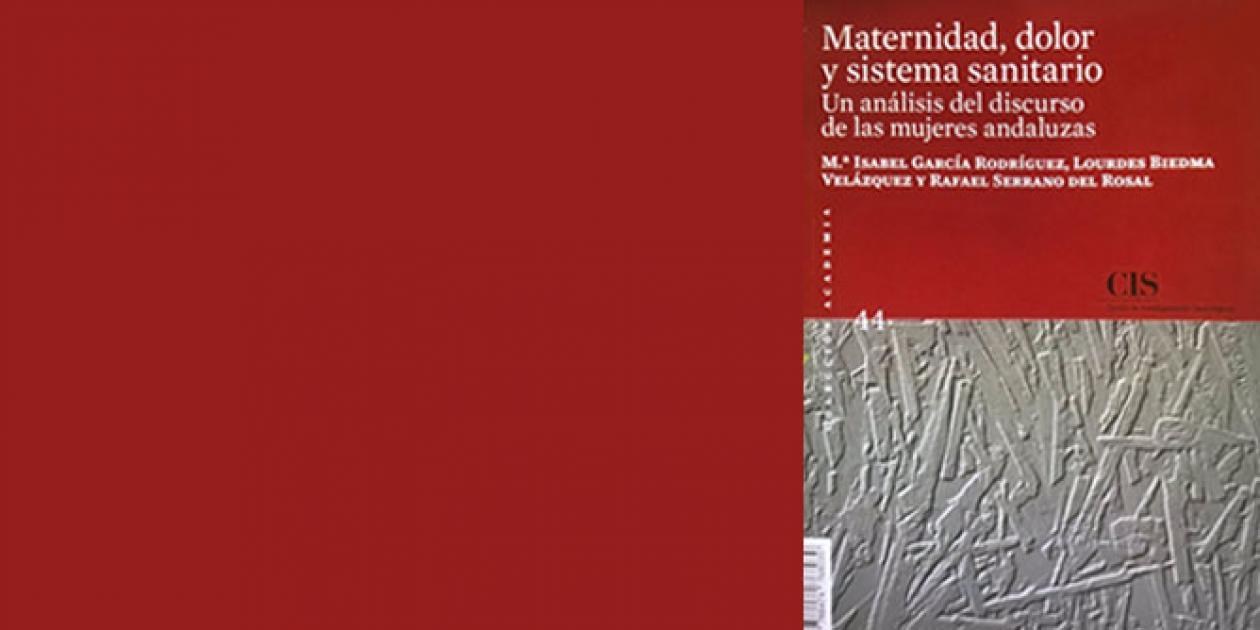 Maternidad, dolor y sistema sanitario: un análisis del discurso de las mujeres andaluzas
