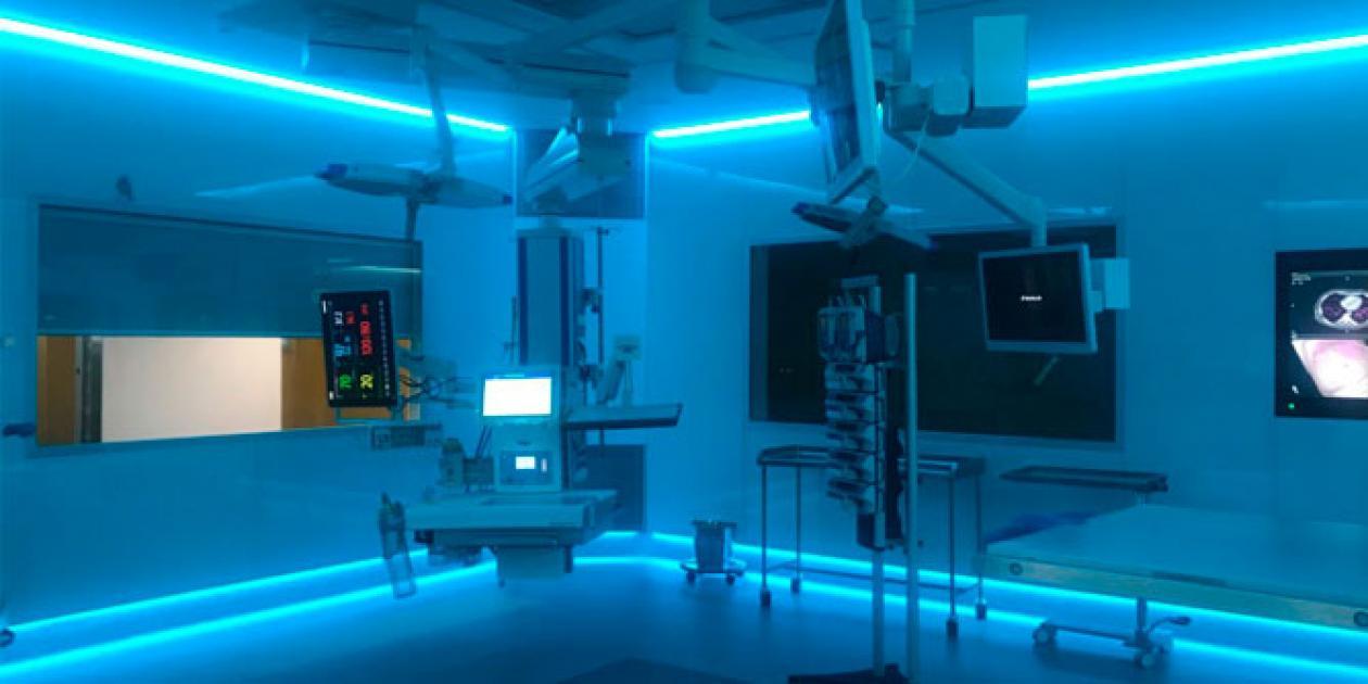Plan de apertura del nuevo bloque quirúrgico del Hospital Materno-Infantil Sant Joan de Déu