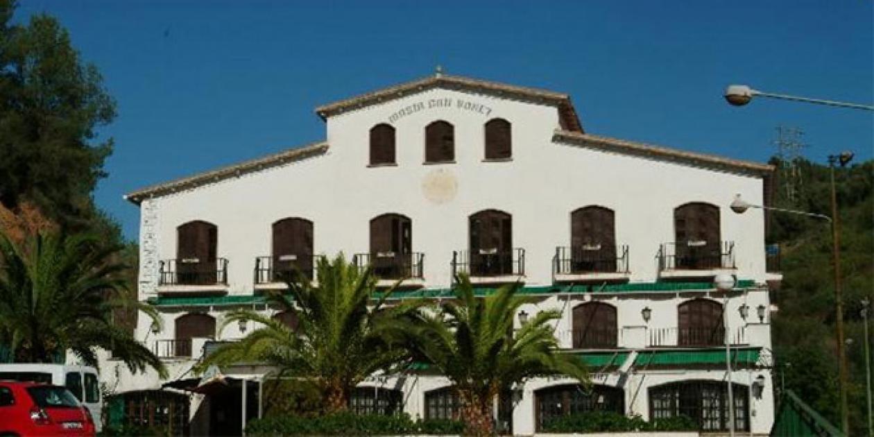 Residencia asistida para la gente mayor en Sant Climent de Llobregat