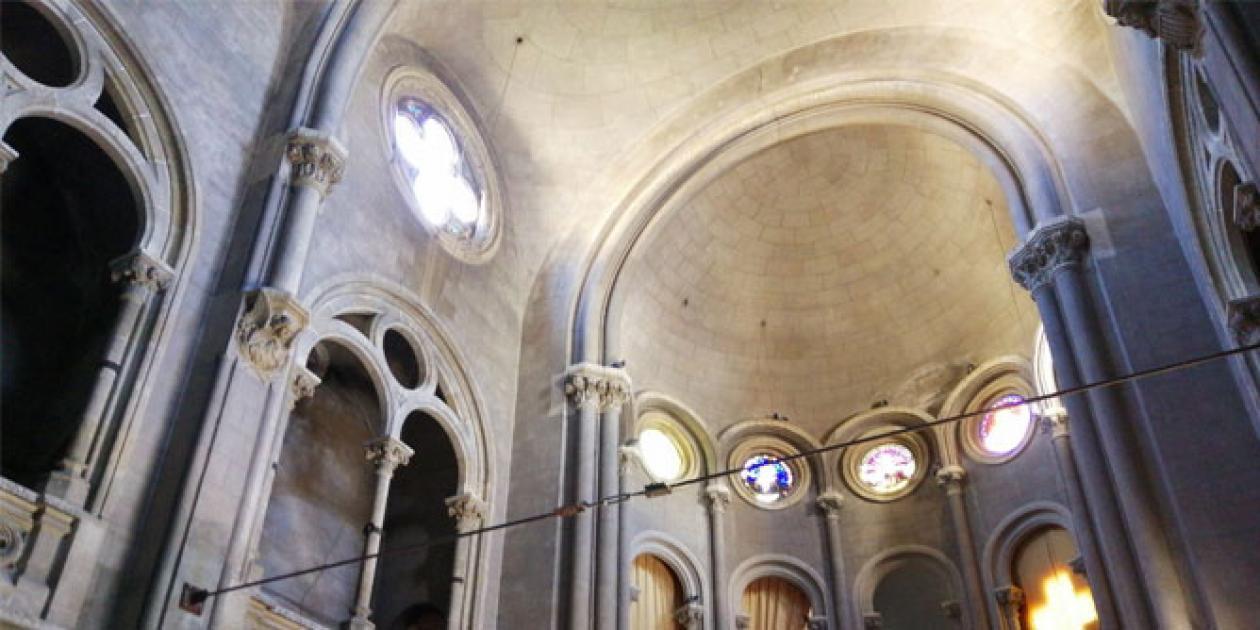 El CAP del Raval se queda con la capilla de la Misericòrdia