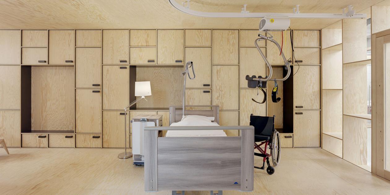 Care Lab en la Universidad Vives North en Brujas