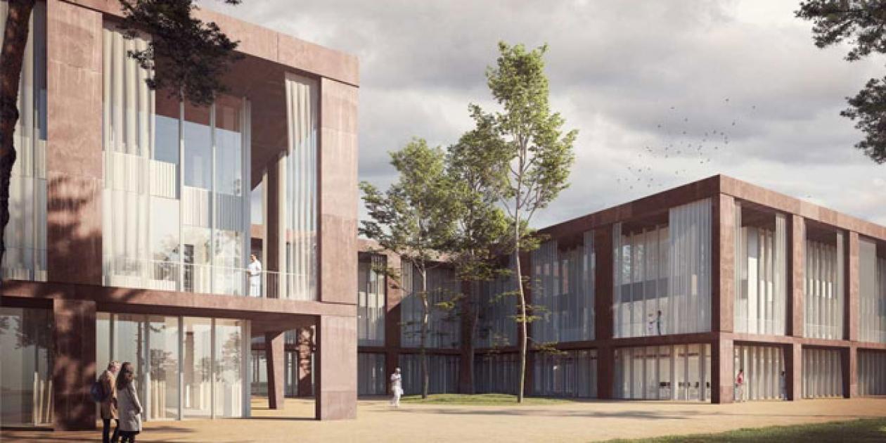 Nuevo edificio de investigación VHIR de Vall d'Hebron
