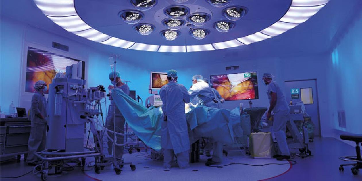 Cirugía 4.0: la nueva revolución quirúrgica