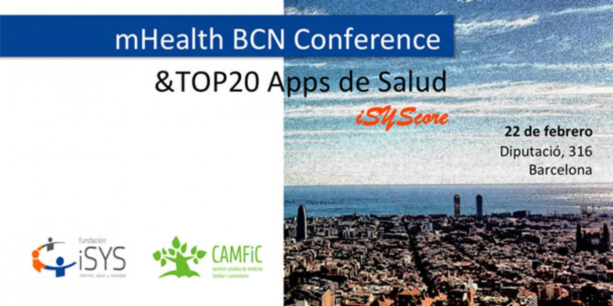 mHealth BCN Conference 2018