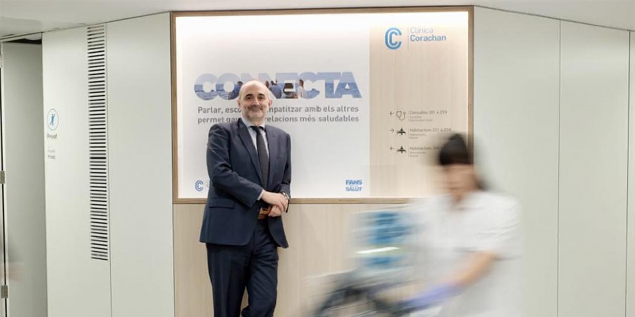 Corachan modernizará su clínica en los próximos años