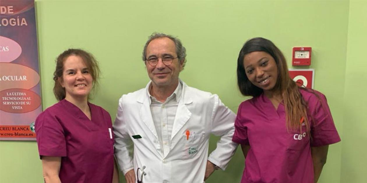 Creu Blanca incorpora un software que detecta precozmente la osteoporosis