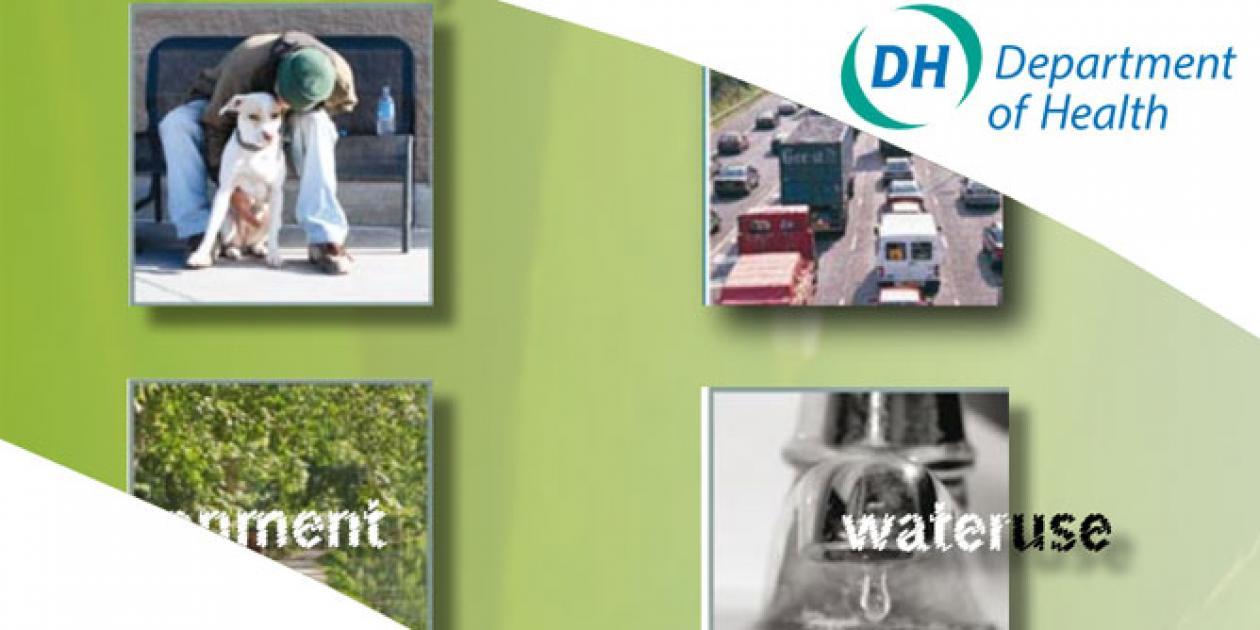Cuadernos técnicos - Sostenibilidad en edificios de salud