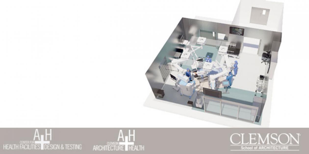 Herramienta 3D para el diseño de quirófanos seguros