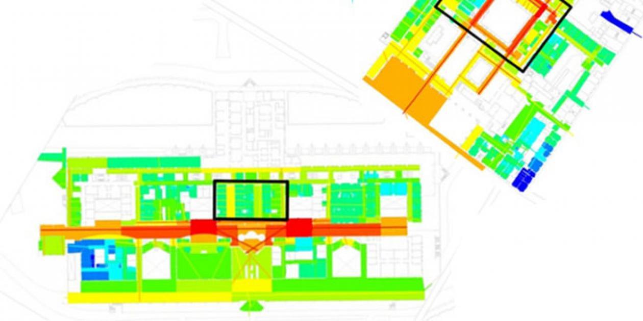 Importancia del diseño espacial de los espacios públicos del hospital