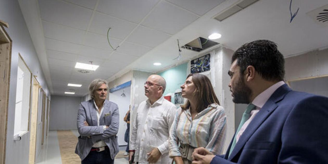 Nuevo Hospital Doctor López Cano en Cádiz