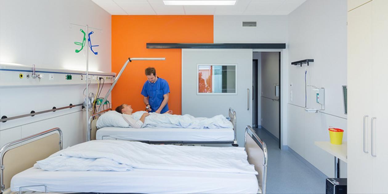 5 consejos para mejorar el acondicionamiento acústico en hospitales