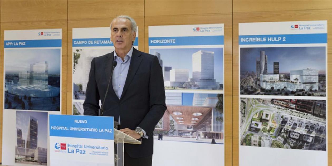El Hospital La Paz ya tiene los 5 proyectos finalistas