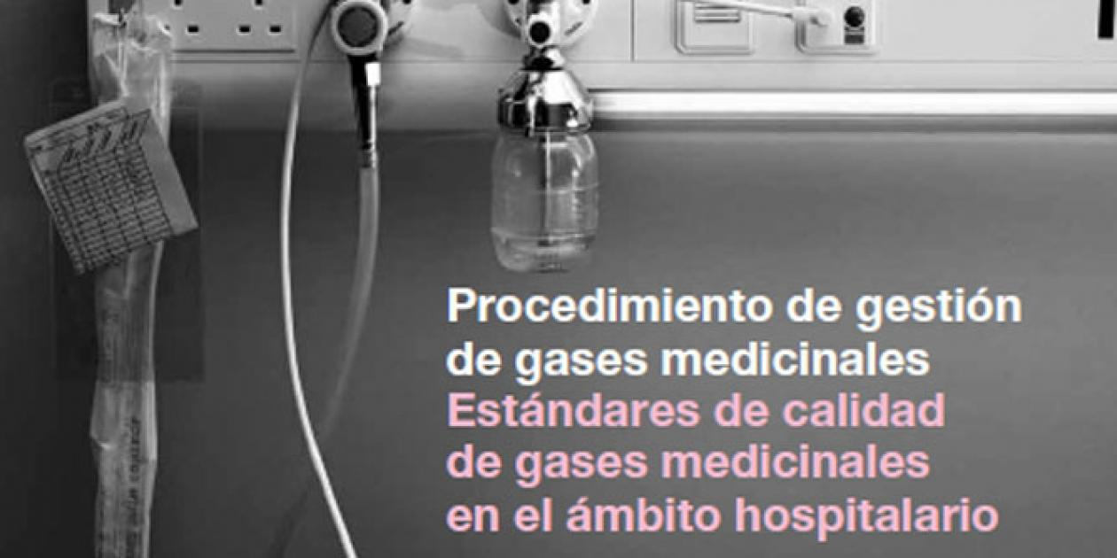 El papel del farmacéutico hospitalario en la gestión de gases medicinales
