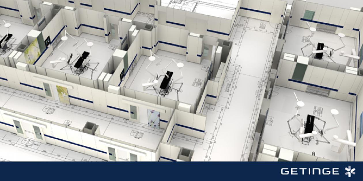 Getinge Hospital Planning Platform