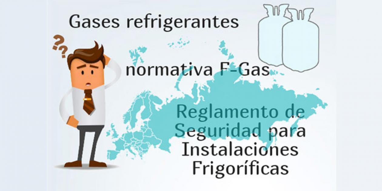Normativa F-GAS 517/2014