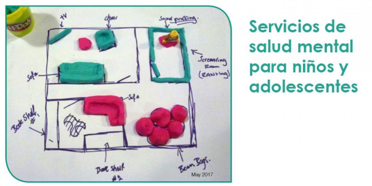 Guía edificios de salud - Servicios de salud mental para niños y adolescentes