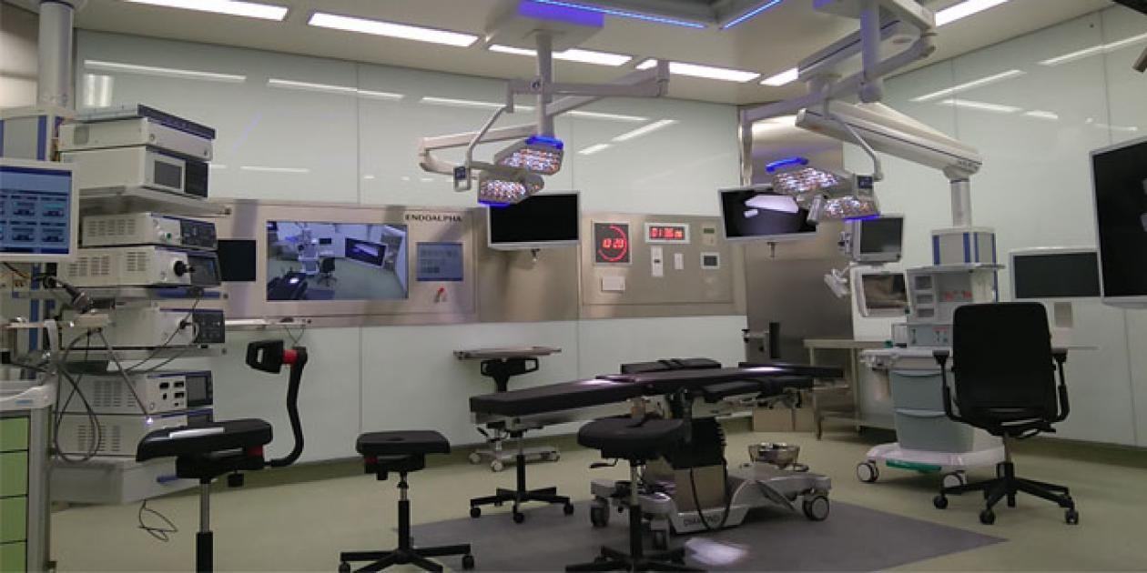 Quirófanos 4K-UHD en el Hospital del Mar
