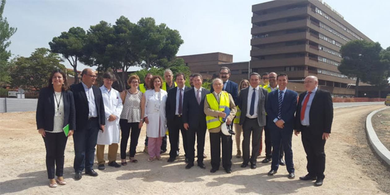 El nuevo Hospital de Albacete doblará su superficie