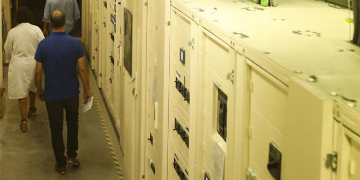El Hospital de Elda renueva su infraestructura de suministro energético