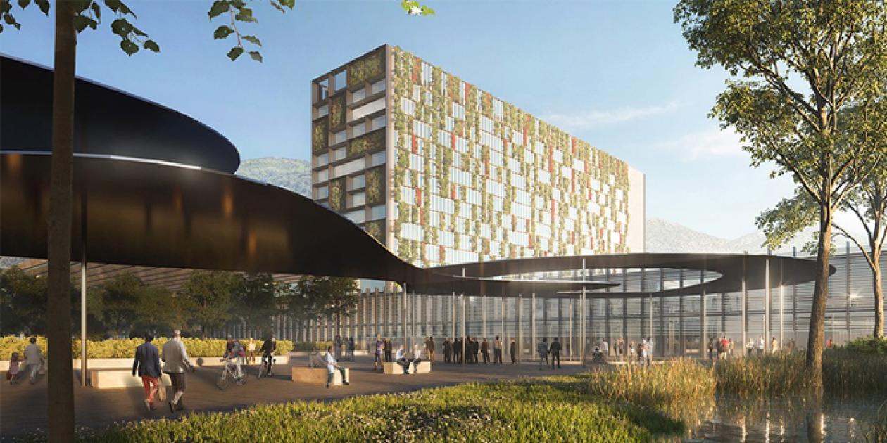 PINEARQ diseñará el Hospital de Salerno