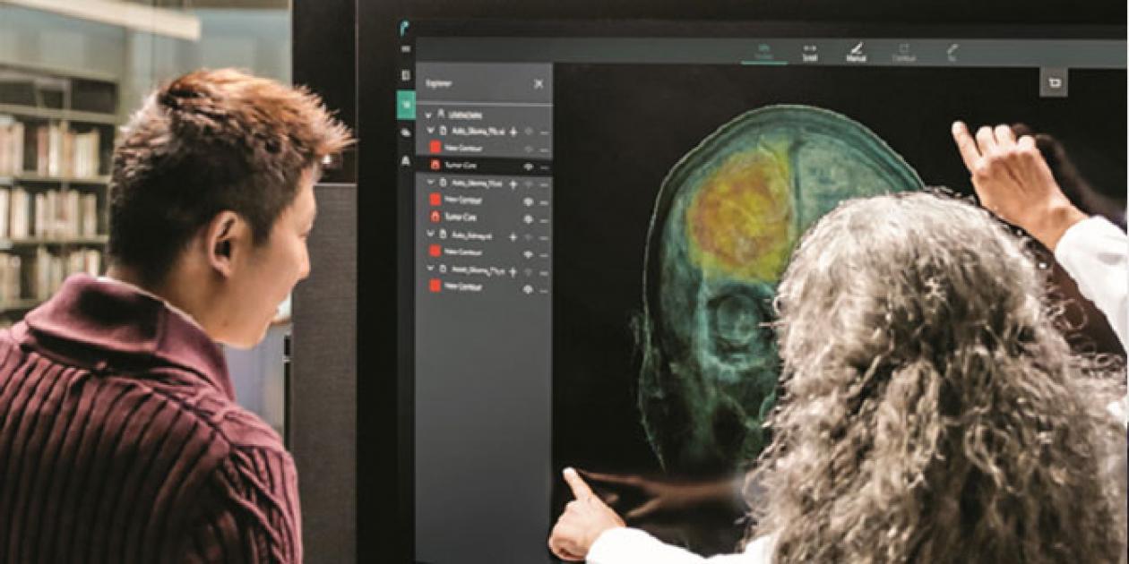 Plataforma de diagnóstico a distancia de Huawei en el Hospital de Wuhan
