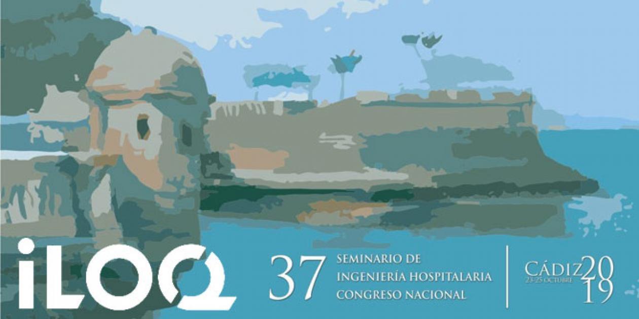 iLOQ en el Seminario de Ingeniería Hospitalaria de Cádiz